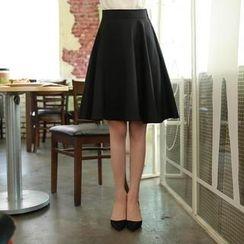 MyFiona - A-Line Midi Skirt