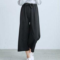 BAIMOMO - Wide-Leg Pants