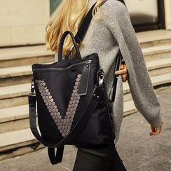 Tasche - Studded Backpack