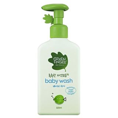 Green Finger - Natural Hydration Baby Bath 320ml