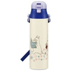 Skater - Moomin Stainless Water Bottle 1.0L