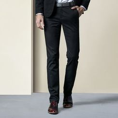 In the Mood - Plain Slim Fit Pants