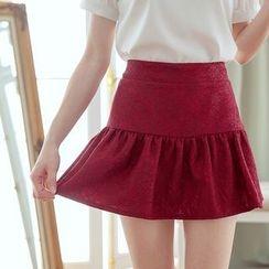 Tokyo Fashion - Inset Shorts Skirt