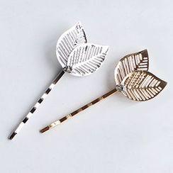 Hush Hush - Leaf Hair Pin