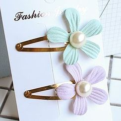 Hush Hush - Kids Flower Hair Clip