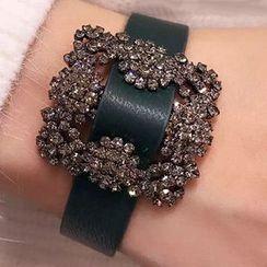 Kulala - Rhinestone Bracelet