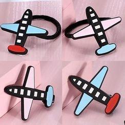 CHOIX - Kids Aeroplane Hair Clip / Hair Tie