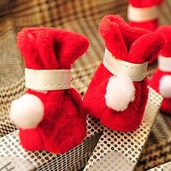 Pet Sweetie - Pet Christmas Bootie