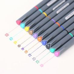 Class 302 - Set of 10: Colored Pens
