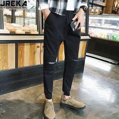 Jacka - Ripped Harem Pants