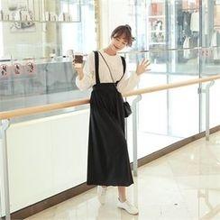 clicknme - Jumper Maxi Skirt