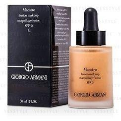 Giorgio Armani 乔治亚曼尼 - Maestro Fusion Make Up Foundation SPF 15 (#6)