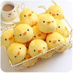 Momoi - Plush Chicken Bag Decoration