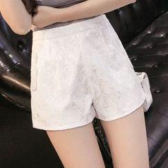NINETTE - Jacquard Shorts