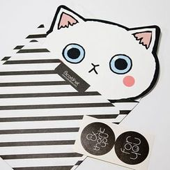 Full House - Cat Greeting Card Set