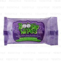 Boogie Wipes - Gentle Saline Nose Wipes (Grape Scent)