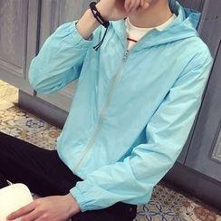 MEING - Hooded Light Jacket
