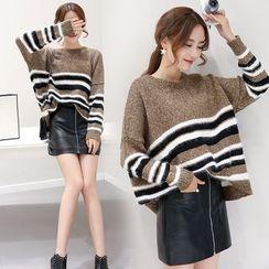 Romantica - Striped Sweater