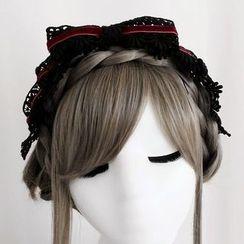 KOSUKE - Bow-Accent Hair Band