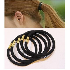Coolgirl - Hair Tie Set (5pcs)