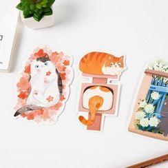 YUNO - Cat Postcard 30 Sheet