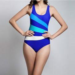 Albatron - Panel Swimsuit