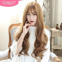Toris - Long Full Wig - Wavy
