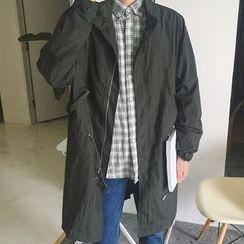 Arthur Look - 抽繩風衣