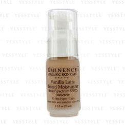 Eminence - Vanilla Latte Tinted Moisturizer Broad Spectrum SPF 25 Sunscreen - Light