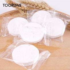 肽潤 - 純棉壓縮洗臉巾