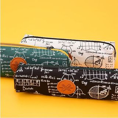 Bookuu - Printed Pencil Case