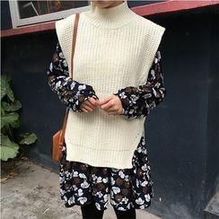Jolly Club - Knit Vest