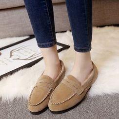 Sunsteps - 純色樂福鞋