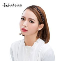 LeSalonWigs - Hair Accessory - Braid Hair Band (Lovely)