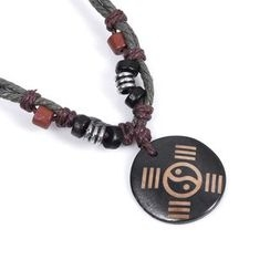 KINNO - Printed Necklace