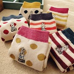 NANA Stockings - Patterned Socks