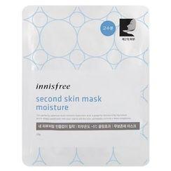 Innisfree - Second Skin Mask (Moisture)