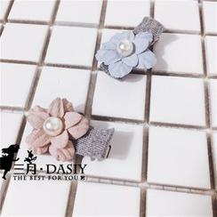 March Daisy - 二件套:小童髮夾