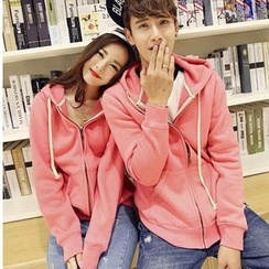Evolu Fashion - Couple Hooded Jacket
