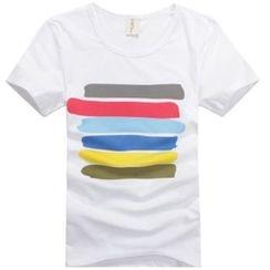 Evzen - Print T-Shirt