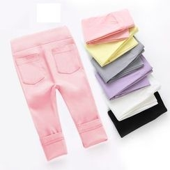 Smart Kids - Kids Cropped Leggings