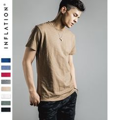 Newin - Bamboo Cotton Basic T-Shirt