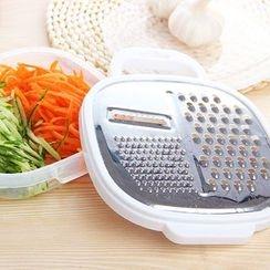 Yulu - 蔬菜刨絲器連盒子