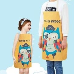 Home Simply - Family Matching Printed Apron