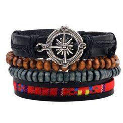 KINNO - Set of 4: Bracelet