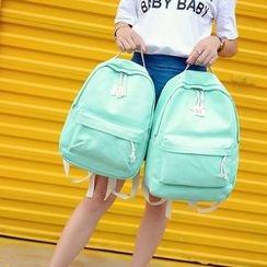 Bagolo - Nylon Couple Backpack
