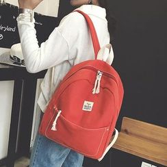 Youme - Plain Backpack