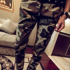 Z. FOCUS - Camo Sweatpants