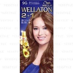 Wella - Wellation 2 + 1 Liquid Hair Color (#9G)