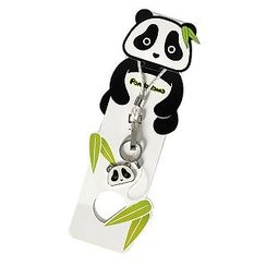 Morn Creations - Panda Woven Mobile Phone Strap